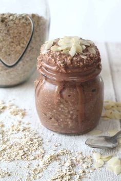 Cocoa Banana Overnight Oats | 15 Recipes For Overnight Oats To Start Your Day With