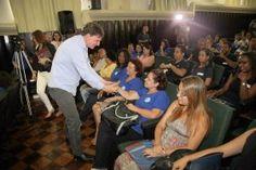 Rede municipal de ensino recebe os primeiros agentes de apoio à Educação Especial
