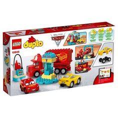 Lego Duplo DisneyPixar Cars 3 Flo's Café 10846