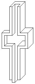 Черно-белые фигуры [641-650] - Невозможный мир