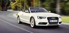 2013 Audi A5 Cabriolet. My new child! :) :) :)