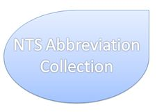NTS Important Abbreviation Collection  NTS Important Abbreviation Collection  1.Preferential Trade Agreement (PTA) 2.Export Development Fund (EDF) 3.The Pakistan Horticulture Development and Export Board (PHDEB) 4.Pakistan Cloth Exporters Association (APCEA). 5.National Telecommunication Corporation (NTC) 6.Frequency Allocation Board (FAB). 7.National Telecommunication Corporation (NTC). 8.Most favoured nation (MFN) 9.South Asian Free Trade Area (Safta). 10.The least developed countries…