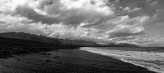 Kaikoura Beach Stitch (14 Megapixel - 5,691 x 2,562)