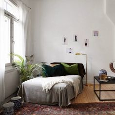 Remodelista Pinterest Pick of the Week: We got lost in LA interior designer Kim Winkelman's Bedroom board.