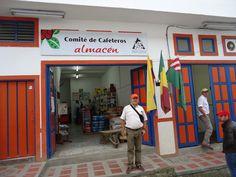 Visitando la fábrica de Jesús Martín Café