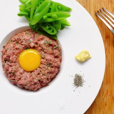 (Pasteurized) Sous vide steak tartare recipe | Nomiku
