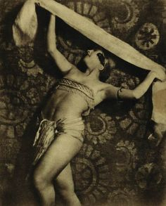 Alexander Grinberg, Oriental dance, 1926