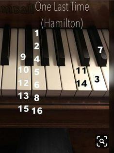 piano music repost to save a hamilton fan's life lol repost to save a hamilton fan's life lol Music Mood, Mood Songs, Music Music, Easy Piano Songs, Music Chords, The Piano, Hamilton Musical, Music Theater, Theatre
