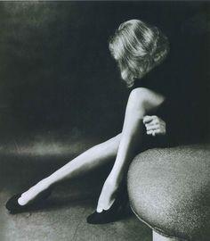 Marlene Dietrich, 1952, photo by Milton H. Greene