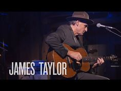 "James Taylor ""How Sweet It Is (To Be Loved By You)"" Guitar Center Sessions on DIRECTV - YouTube"