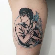 Image result for urameshi yusuke tattoo
