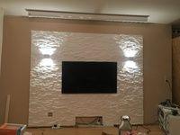 Wohnwand Decor, Home Decor, Flat Screen, Flatscreen Tv