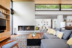 Three-Courts Residence by Allison Burke Interior Design | HomeAdore