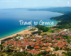 Travel to Greece.