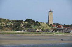 Terschelling, groene strand en de Walvis