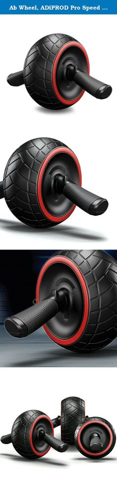Ab Wheel, ADiPROD Pro Speed Complete Workout System Gym Abdominal Roller. About ADiPROD ADiPROD, which is registered in US, a professional brand for sporting protective gears including knee & elbow pads, boxing gloves, baseball gloves, skiing gloves and other protective gears. To protect your body from any harm in sports, ADiPROD provides products which are designed on the basis of ergonomics and cater personal needs for comfortableness. ADiPROD will keep providing products of premium...