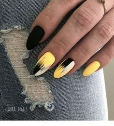 This series deals with many common and very painful conditions, which can spoil the appearance of your nails. SPLIT NAILS What is it about ? Nails are composed of several… Continue Reading → Kt Nails, Gold Nails, Black Nails, Matte Nails, Prom Nails, Acrylic Nails, Coffin Nails, Matte Black, Yellow Nails Design