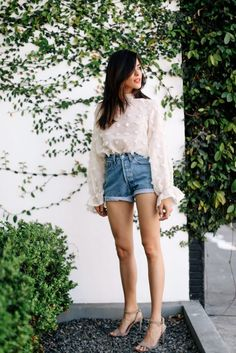 LA CITY GUIDE starts HERE! summer style, what to wear, denim, fashion, los angeles, la eats, hollywood, west hollywood, melrose, fun, things to do, what to do, travel guide, sazan hendrix, blogger,