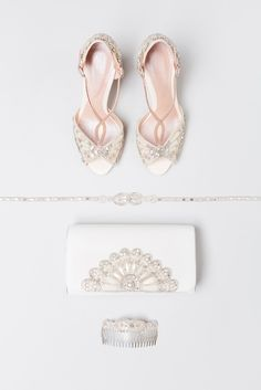 Heavenly Bridal Shoes & Accessories