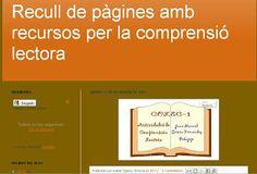 BLOG DE SUPORT EDUCATIU: comprensió lectora