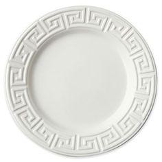 Happy Chic by Jonathan Adler Elizabeth Greek Key Dinner Plate - jcpenney