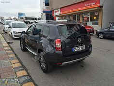 Dacia Duster 1.5 dCi Laurate GÜVEN ALTAN'DAN 2014 MODEL DUSTER 1.5DCI LAURATE BOYASIZ 6 VİTES