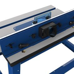Kreg's freshly-redesigned Precision Benchtop Router Table offers more features that give it the capability of a full-size, industrial router table in a portable