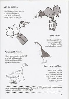 Zsuzsi tanitoneni - Google+ In Kindergarten, Farm Animals, Album, Learning, Nap, Sign, Figurative, Creative, Studying