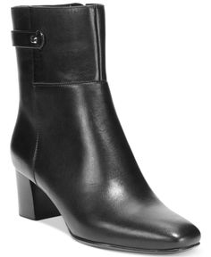 Bandolino Dallon Booties - Shoes - Macy's 90.00