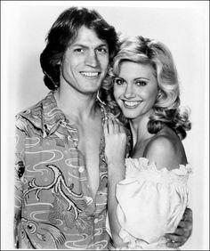 Michael Beck & Olivia Newton-John: XANADU - 1980