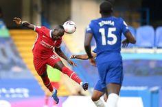 Chelsea vs Liverpool : Sadio Mané ouvre son compteur, admirez ! 👉🏾 plus d'infos sur wiwsport.com #Senegal #wiwsport