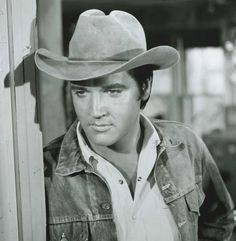 ElvisPresley starred in over 30 films, but 1969's 'Charro!' was the only one in which he didn't sing.