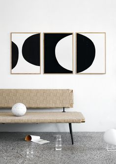 Collection circles by Atelier Cph photo by Morten Bentzon. Poster from http://www.ateliercphshop.dk/
