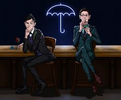 the penguin and the riddler Penguin And Riddler, Penguin Gotham, Riddler Gotham, Gotham Tv, Marvel Dc, Robin Taylor, Gotham Series, Victor Zsasz, Jerome Valeska