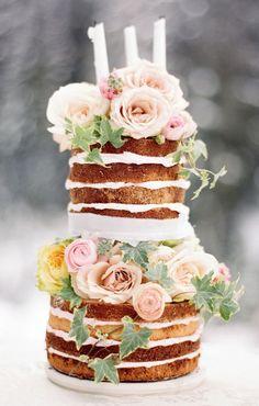 Wedding cake idea; Featured Photographer: Nadia Hung Photography