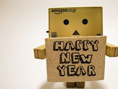 Danbo Cute | Happy New Year