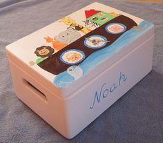 Erinnerungsbox Holz