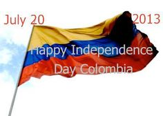 """Happy Independence Day to all my Colombian Readers! I want to share this video about Colombia to celebrate """"El 20 de Julio"""" Enjoy it! Spanish Speaking Countries, Happy Independence Day, How To Speak Spanish, Countries Of The World, Faith, Random, Heart, Colombia, Earth"""