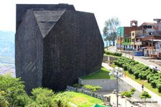 Library of Spain, Medellin, Colombia.