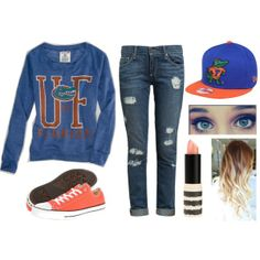 """""""I Love The Florida Gators!!"""" by sydeve on Polyvore"""