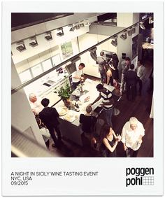 """#Poggenpohl New York Downtown hosted an authentic Italian inspired event called """"A Night in Sicily"""""""