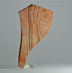 African red slip ware sherd with togatus 8