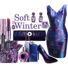 Soft Winter by prettyyourworld on Polyvore featuring Versace, Tom Ford, Chanel, David Yurman, Palm Beach Jewelry, Blue Nile, Lancôme, tarte, Urban Decay and Loewe