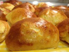 mediasnoches-sin-gluten-receta Gluten Free Baking, Gluten Free Recipes, Baking Recipes, Pizza Sin Gluten, Pan Dulce, Pan Bread, Free Food, Tasty, Cooking