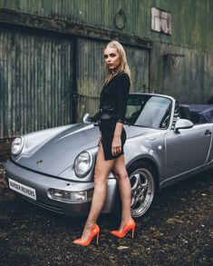 For the Love of All Things German and Air Cooled: Photo 964 Cabriolet Porsche 930, Porsche Carrera, Porsche Club, Porsche Sports Car, Porsche Models, Porsche Classic, Audi A7, Bmw I8, Super Sport Cars