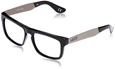 d9e2374abf Vans M SQUARED OFF BLACK/SILVER – Gafas de sol para hombre, color black/silver,  talla única