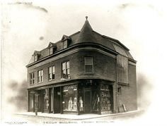 Trout Building, Main Street, Front Royal, VA