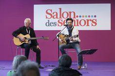 Photos Salon des seniors Paris 2016 - Crédit Rose Nunes/CCIFP