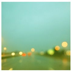 Rainy Days and Mondays - Fine Art Photograph - Alicia Bock