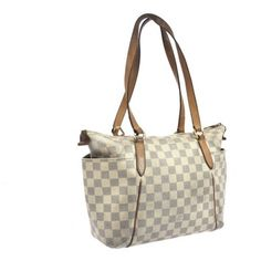 Louis Vuitton Totally Pm Damier Azur Shoulder Bag $620